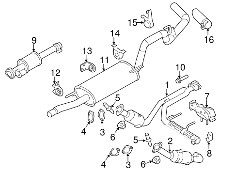 6 0 powerstroke sensor wiring diagram with Ford Front Pipe Bl3z5a212p on T10615947 Will pass emissions without knock sensor as well 326ba 03 Ford 6 0l Powerstroke Looking Location Egr moreover Ford Front Pipe Bl3z5a212p additionally Ford Freestar 4 2 Liter Firing Order furthermore 6 5 Sel Engine Wiring Harness.