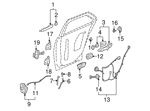 Chevy Equinox Front End Diagram as well Gm Outlet Duct 20850108 further 4ektt 2009 Cadillac Cts Transmission Fluid The Trans Drain Plug Plug together with T4374296 Tcm located 2002 2004 jeep grand moreover P 0996b43f80cb1a0d. on 2011 cadillac srx transmission
