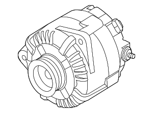 Alternator - Nissan (2310M-3SH2BRW)