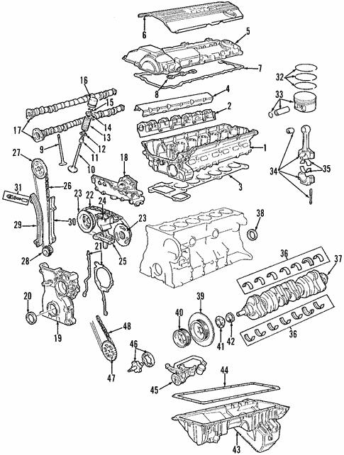 engine for 2000 bmw 323i | bmw parts of roxbury  bmw parts of roxbury