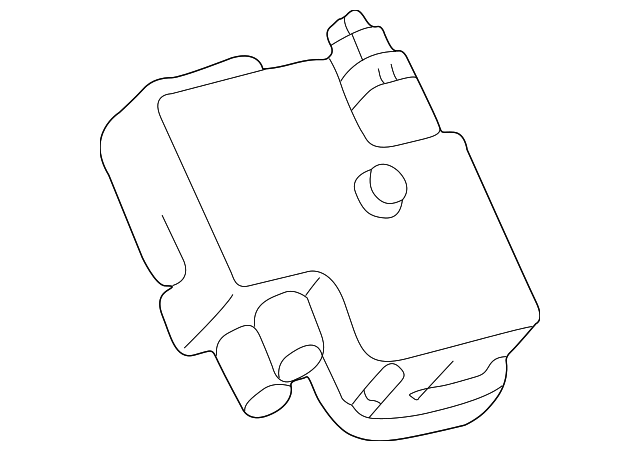 Genuine Mercedes Benz Ignition Coil 000 158 72 03