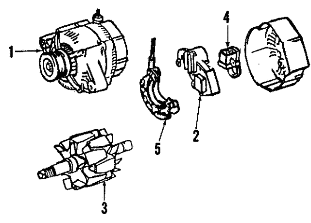 2007-2014 Toyota Yaris Alternator 27060-21151 | Ramey Toyota Part on toyota land cruiser wiring-diagram, toyota alternator capacitor, toyota wiring manual, toyota alternator installation, sdmo generator parts diagram, toyota key fob diagram, toyota electrical diagram, electric motor starter parts diagram, toyota camry alternator, how does an alternator work diagram, alternator welder diagram, car alternator diagram, 1995 toyota 4runner engine diagram, 1985 ford truck alternator diagram, alternator parts diagram, toyota voltage regulator diagram, ac alternator diagram, toyota ignition switch diagram, alternator wire diagram,