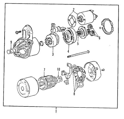 1987 Jeep Wrangler 4 0 Engine