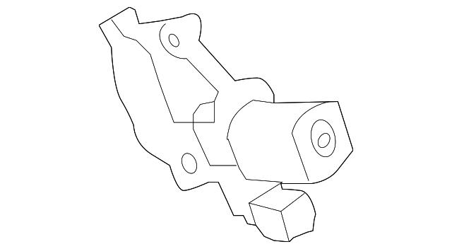 2012 2018 Ford Window Motor 6cpz 5423395 D