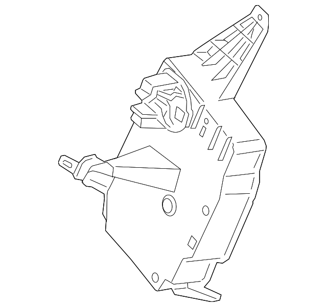 pcm bracket