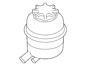 Reservoir Tank - BMW (32-41-6-767-161)