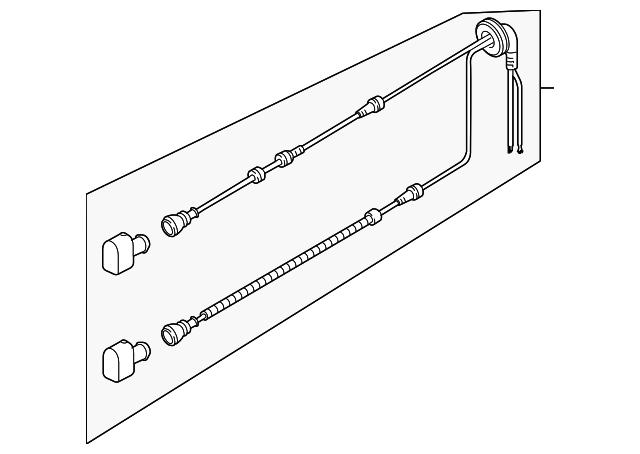 abs sensor wire