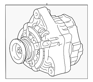 Alternator - Toyota (27060-0F050-84)