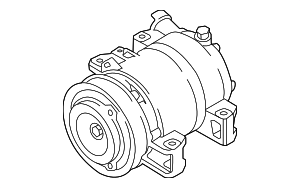 Compressor Assembly - Nissan (92600-4BB2A)