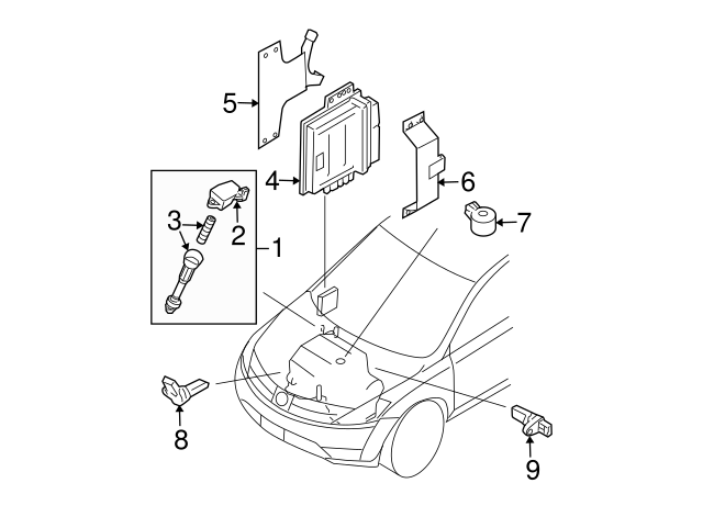 Ignition Coil Protector