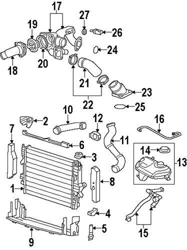 radiator hoses