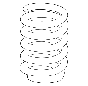 Coil Spring - GM (23151130)