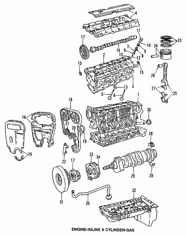 1992 2005 Volvo Gasket 1275404