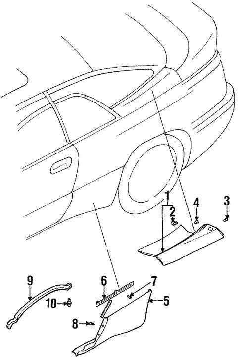 Subaru Outback Ecm Wiring Sheet