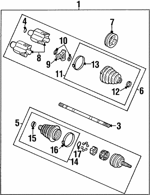drive axles for 2002 oldsmobile aurora 0  2004 ford mustang engine diagram