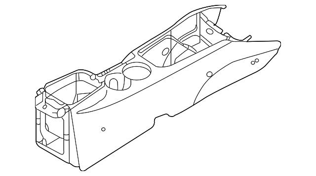 2006 2008 kia optima console 84611 2g400j7 raceway kia parts Kia Optima MS console kia 84611 2g400j7