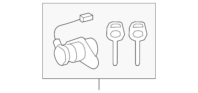 Cylinder & Keys