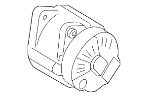 Alternator - Hyundai (37300-3E105)
