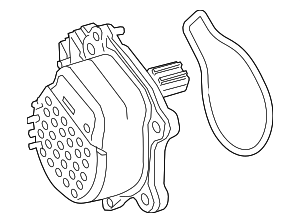 Water Pump - Toyota (161A0-39035)