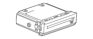 CD Player - GM (13594479)