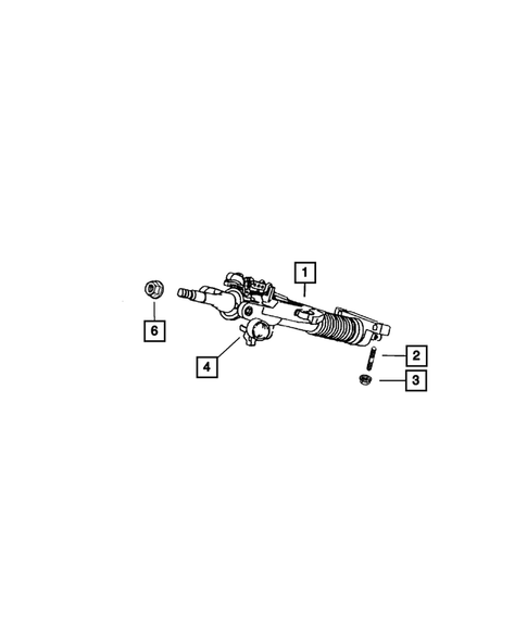 Steering Column for 2003 Jeep Grand Cherokee #0