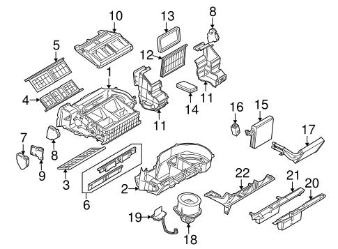 Condenser, Compressor & Lines for 2007 Chevrolet Uplander ...