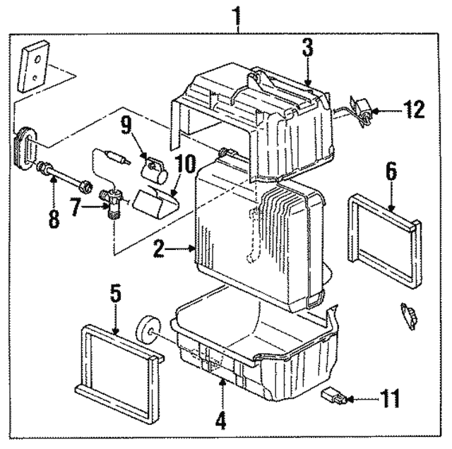 Thermostatic Switch