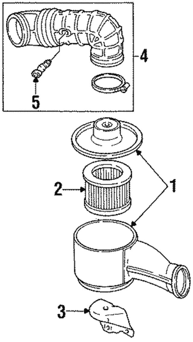 1992 2007 Gm Sensor 12160244