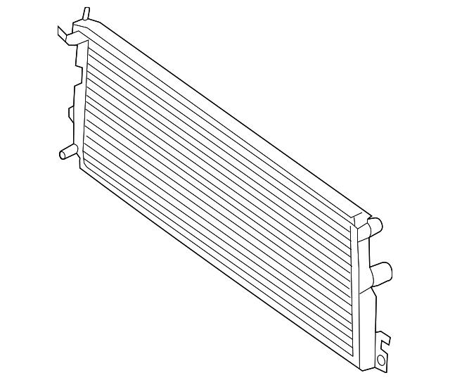 auxiliary radiator