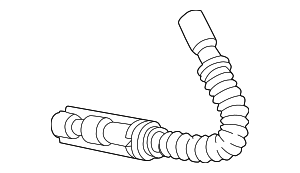 Spark Plug Wire - Mercedes-Benz (112-150-07-18-64)