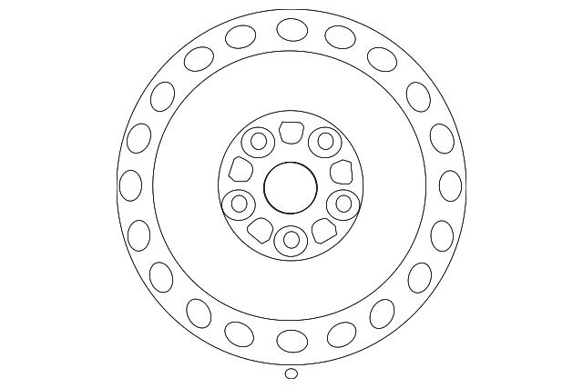 2018 2019 Toyota Camry Wheel Steel 42611 06d90 Larry H