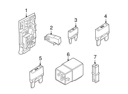 electrical components for 2007 lincoln navigator. Black Bedroom Furniture Sets. Home Design Ideas