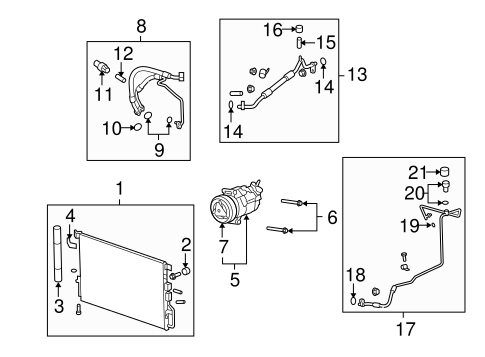 2010 equinox heater system diagram