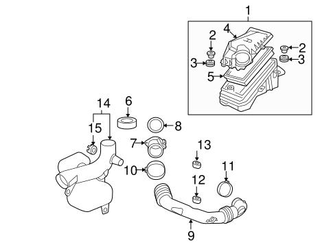 2007 pontiac g6 maf sensor wiring diagram air intake for 2007 pontiac g6 gmpartonline  air intake for 2007 pontiac g6