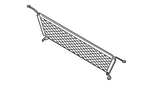 Cargo Net - Ford (FT4Z-78043B62-A)
