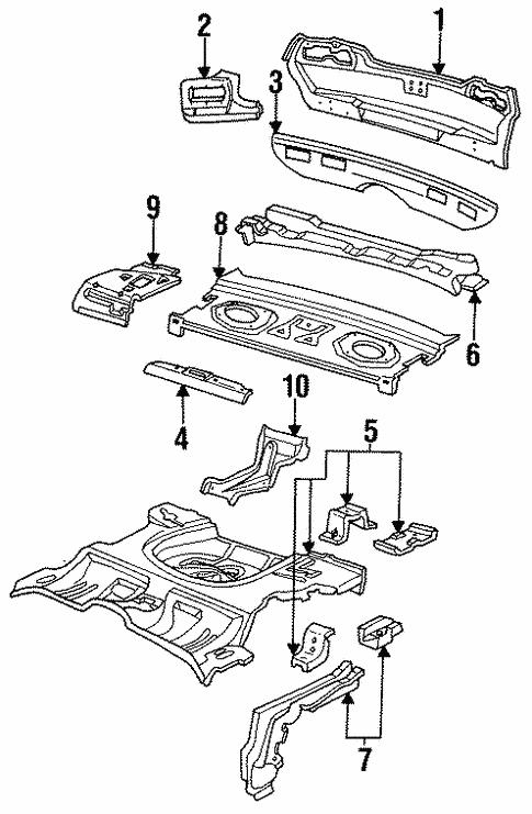 1997 Buick Skylark Wiring Diagram