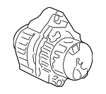 Alternator Assembly (CSD48) (Denso)