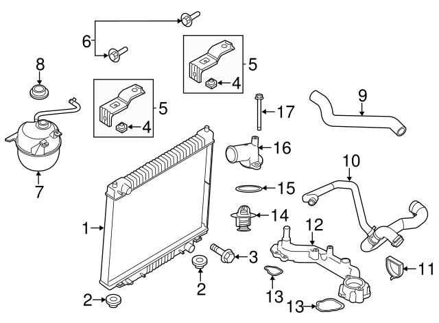 1993 2019 Ford Drain Plug Foaz 8115 A