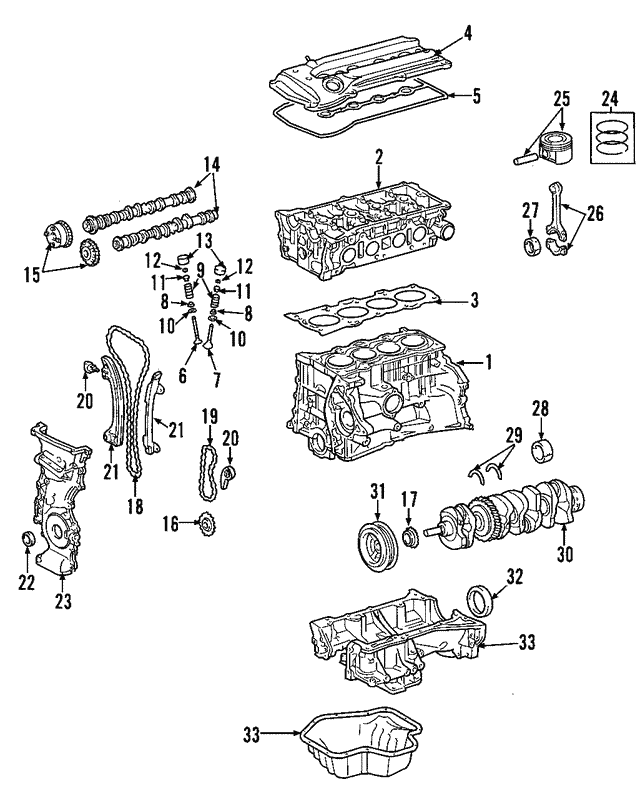 Chain Guide - Nissan (13085-ET010)