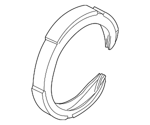 Brake Shoes - GM (12455804)