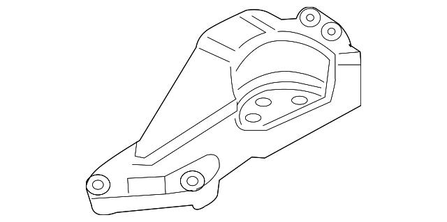 2000 2004 volvo rear bracket 30814383 xportauto 2004 Volvo S40 Rear rear bracket volvo 30814383