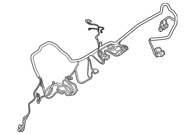 oem ford 14401 wiring harness   29 wiring diagram images