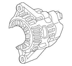 Alternator Assembly (AHGA92) (Mitsubishi) - Honda (31100-5R0-014)