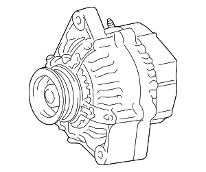 Alternator - Toyota (27060-21020-84)