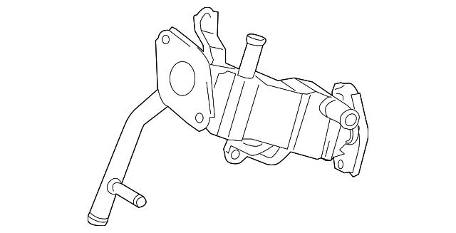 egr pipe
