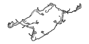 Wire Harness - Ford (AR3Z-14A005-XC)