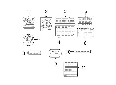 vacuum diagram for 2003 nissan xterra 22304 1z610 quirk. Black Bedroom Furniture Sets. Home Design Ideas