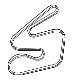 Serpentine Belt - Volkswagen (7B0-903-137-C)