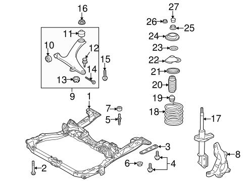 2011 subaru outback engine diagram suspension components for 2011 subaru legacy subaru online parts  suspension components for 2011 subaru