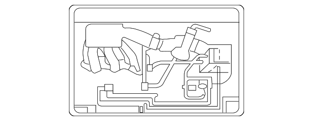 Admirable 2006 2007 Lexus Vacuum Diagram 17792 0P030 Lexus Of West Kendall Parts Wiring Cloud Hisonuggs Outletorg
